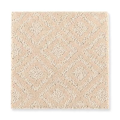 Tender Tradition in Vintage Cream - Carpet by Mohawk Flooring