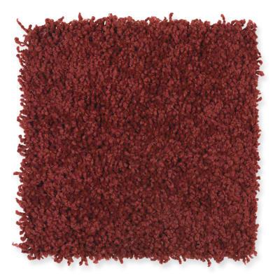 Artful Eye in Red Velvet - Carpet by Mohawk Flooring