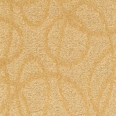 Modern Aesthetic in Golden Glam - Carpet by Mohawk Flooring