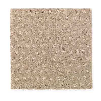 Romantic Quest in Beige Twill - Carpet by Mohawk Flooring