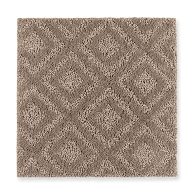 Tender Tradition in Hazy Taupe - Carpet by Mohawk Flooring