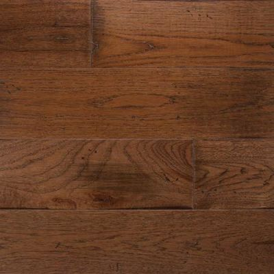 Wide Plank in Hickory Saddle - Hardwood by Somerset