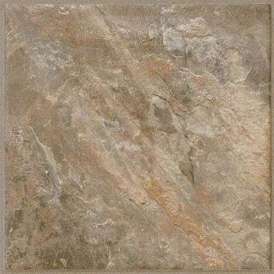 Luxe Plank Value  Tile Look in Rock Hill  Honey Blush - Vinyl by Armstrong