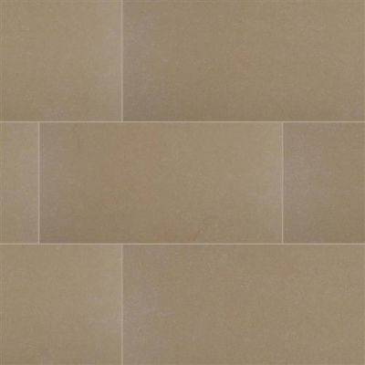 Dimensions in Khaki Mosaic - Tile by MSI Stone