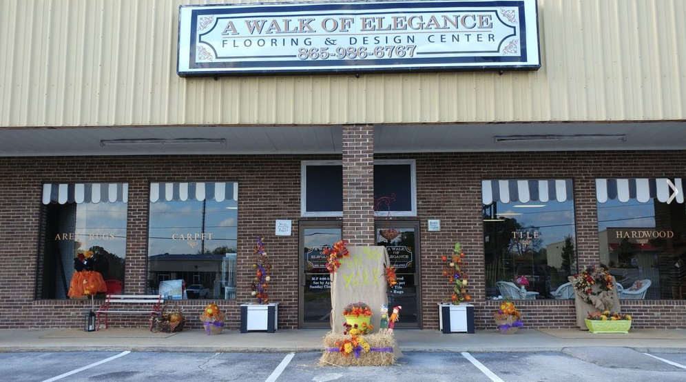 A Walk Of Elegance Flooring - 481 Leeper Pkwy, Lenoir City, TN 37772