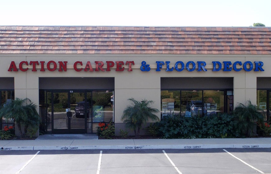 Action Carpet & Floor Decor - 4095 Oceanside Blvd Suite D, Oceanside, CA 92056