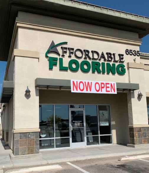 Affordable Flooring & More - 3560 Polaris Ave, Las Vegas, NV 89103