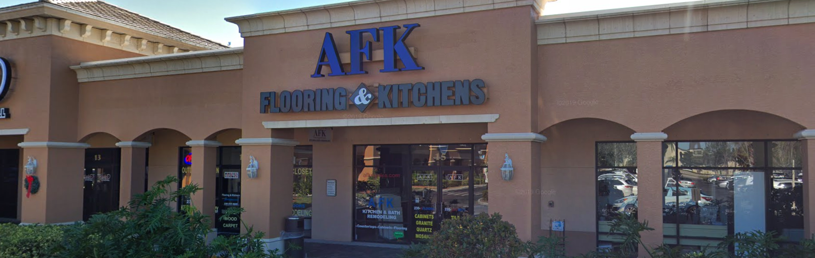 Afk Flooring And Kitchens - 2700 Immokalee Rd, Naples, FL 34110