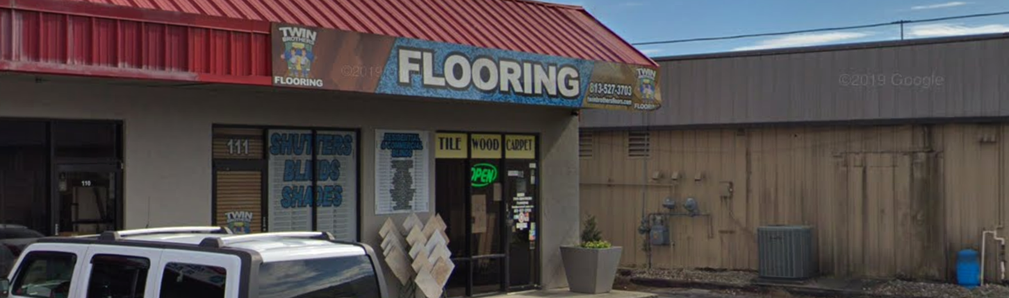 Twin Brothers Floors - 1628 N Dale Mabry Hwy #112, Lutz, FL 33548