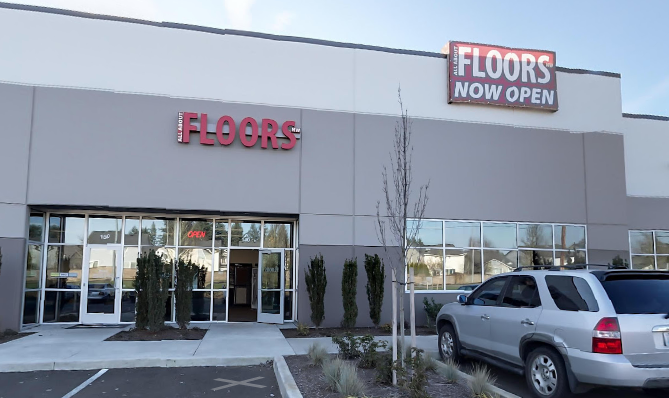 All About Floors NW - 6700 NE 152nd Ave Vancouver, WA 98682