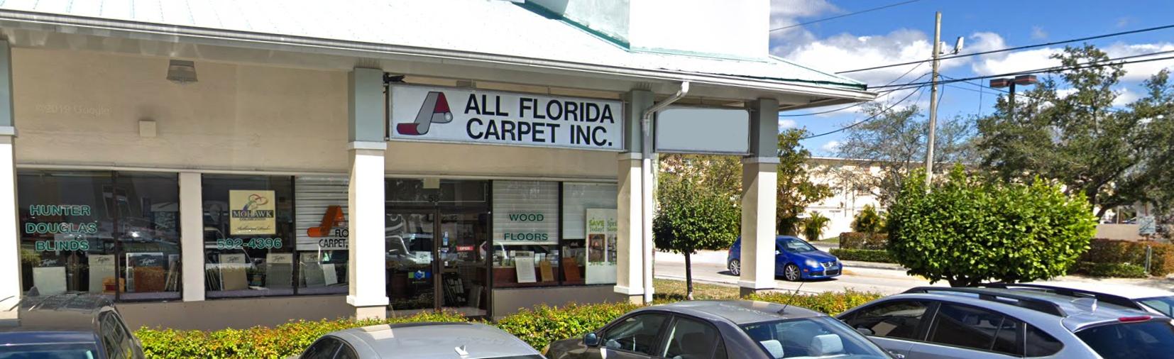 All Florida Carpet - 7921 SW 40th St Miami, FL 33155