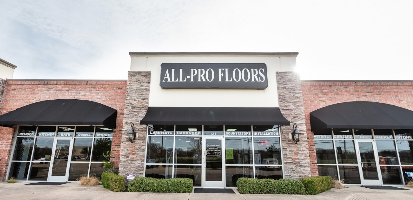 All Pro Floors - 7201 S Cooper St, Arlington, TX 76001