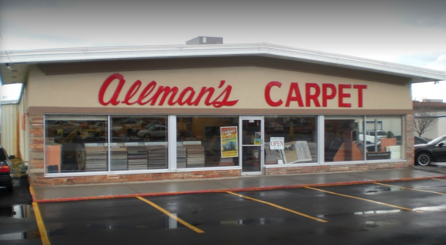 Allman's Carpet & Flooring - 822 500 W Woods Cross, UT 84010