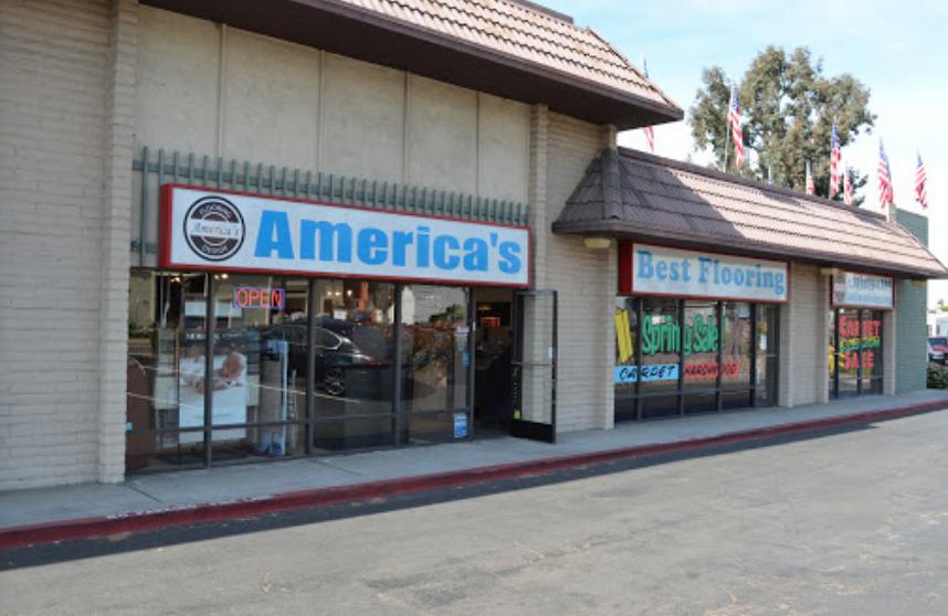 America's Best Flooring - 1022 W Morena Blvd, San Diego, CA 92110