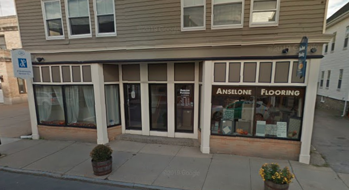 Anselone Flooring store front