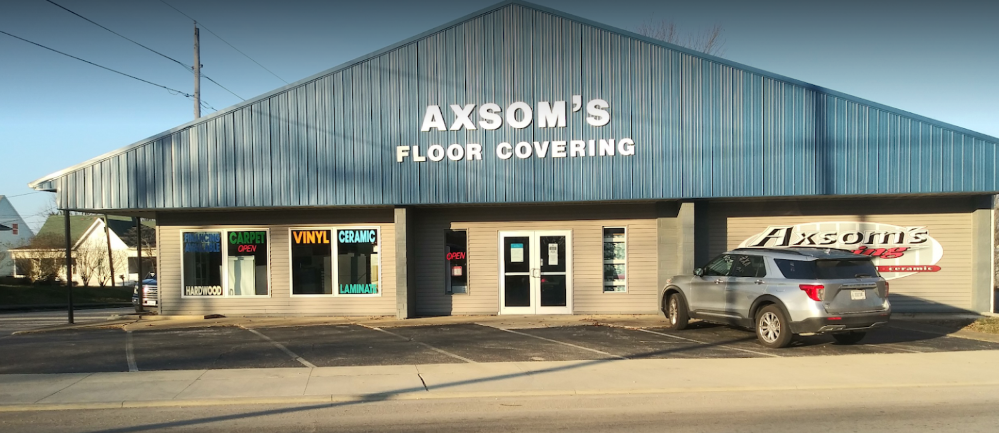 Axsom Flooring - 933 Lincoln Ave, Bedford, IN 47421