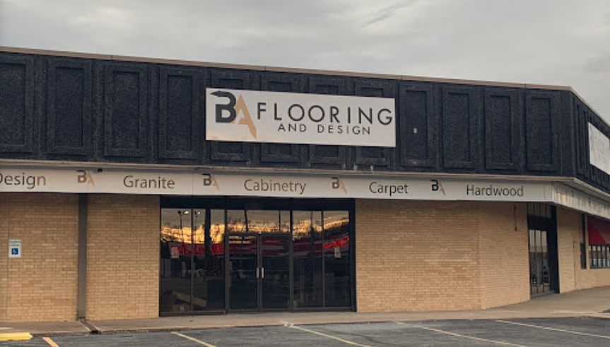 BA Flooring & Design - 710 S Elm Pl Broken Arrow, OK 74012