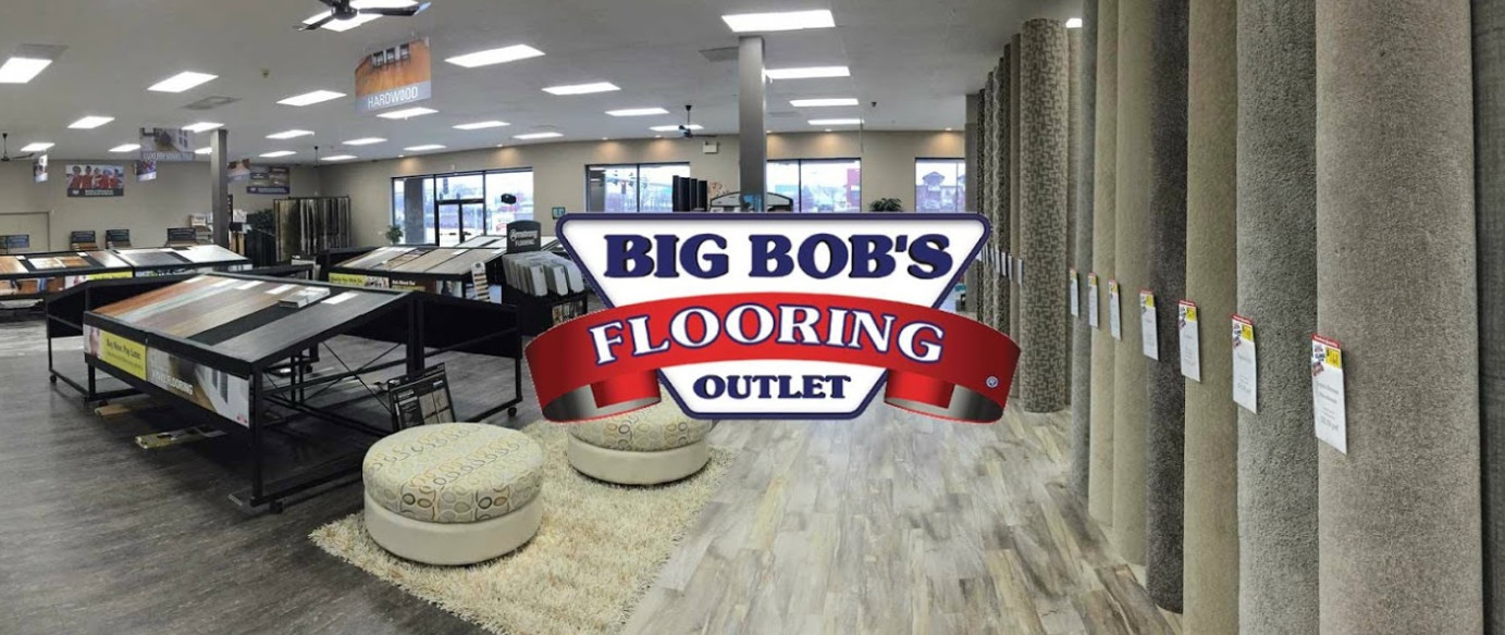 Big Bob's Flooring Outlet - 2540 S Academy Blvd #114, Colorado Springs, CO 80916