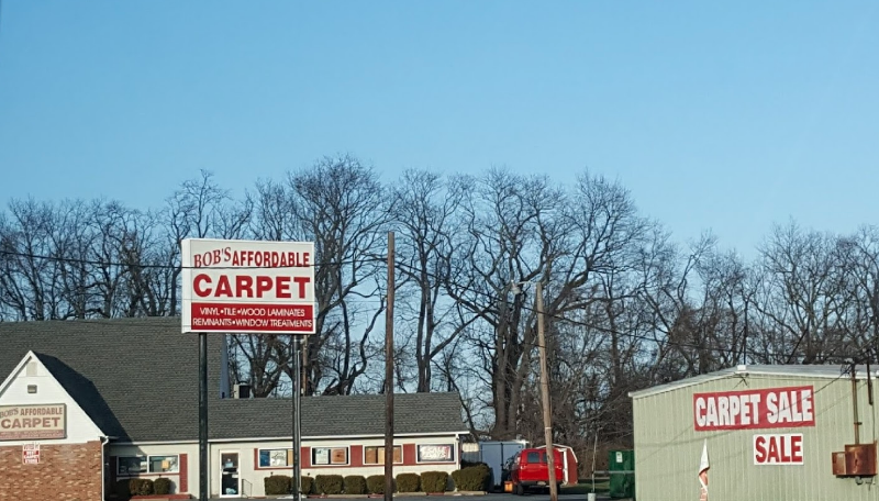 Bob's Affordable Carpets llc - 866 S Dupont Hwy, New Castle, DE 19720