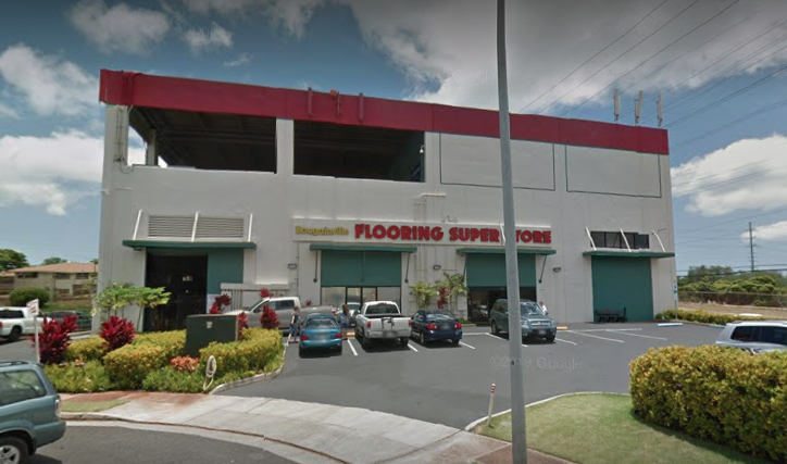 Bougainville Flooring Super Store - 4478 Malaai St, Honolulu, HI 96818