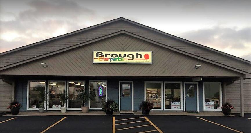 Brough Carpets - 2080 N Lapeer Rd, Lapeer, MI 48446