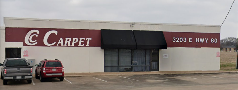 C Carpet Inc - 3203 US-80, Mesquite, TX 75150