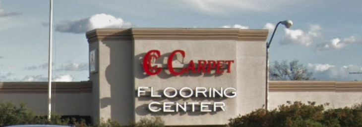 CC Carpet Inc - 305 S Central Expy, Richardson, TX 75081
