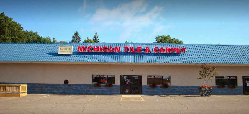 Michigan Tile & Carpet - 99 E Columbia Ave Battle Creek, MI 49015