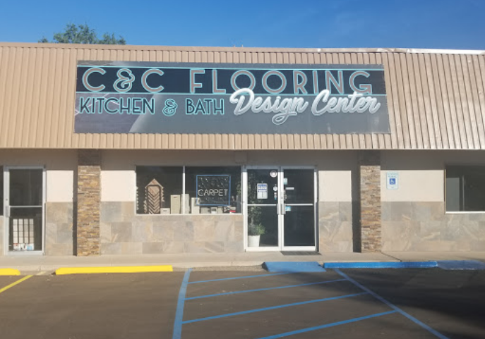 C&C Flooring and Design Center - 9311 4th St NW, Albuquerque, NM 87114