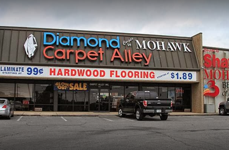 Carpet Alley Inc. - 3198 N Dug Gap Rd, Dalton, GA 30720