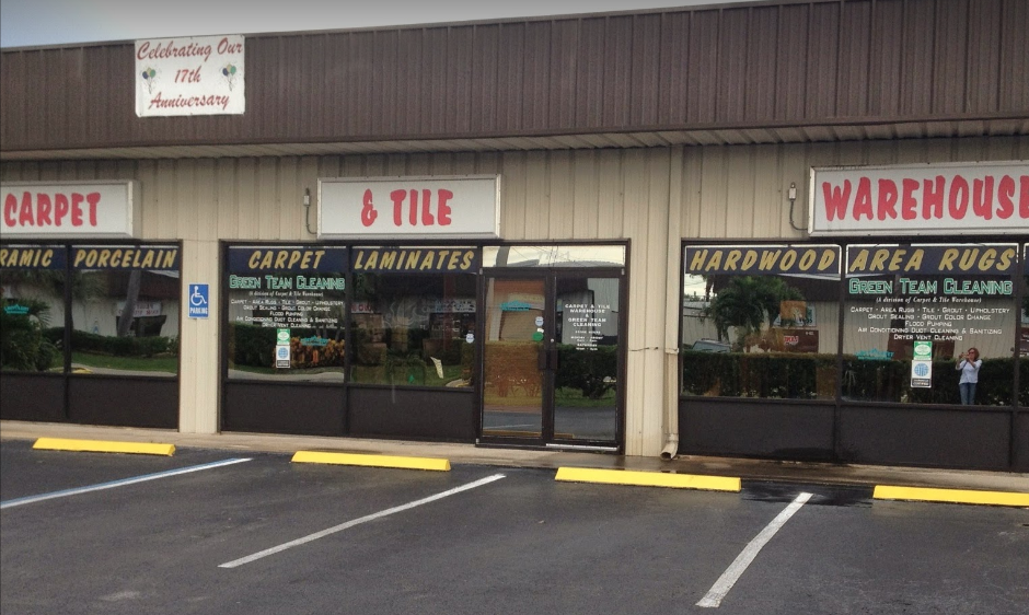 Carpet & Tile Warehouse - 770 8th Ct, Vero Beach, FL 32962