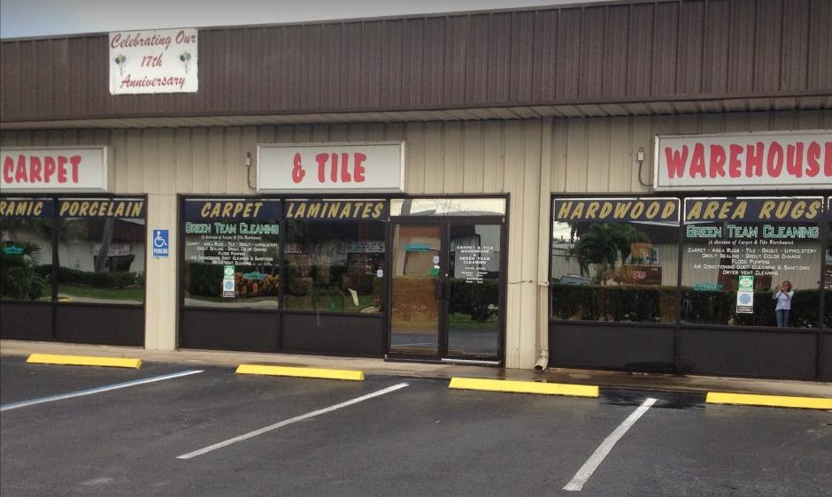 Carpet & Tile Warehouse - 770 8th Ct, Vero Beach, FL 32962