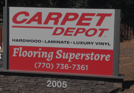 Carpet Depot - Georgia - 2005 Mc Gee Rd SW, Snellville, GA 30078