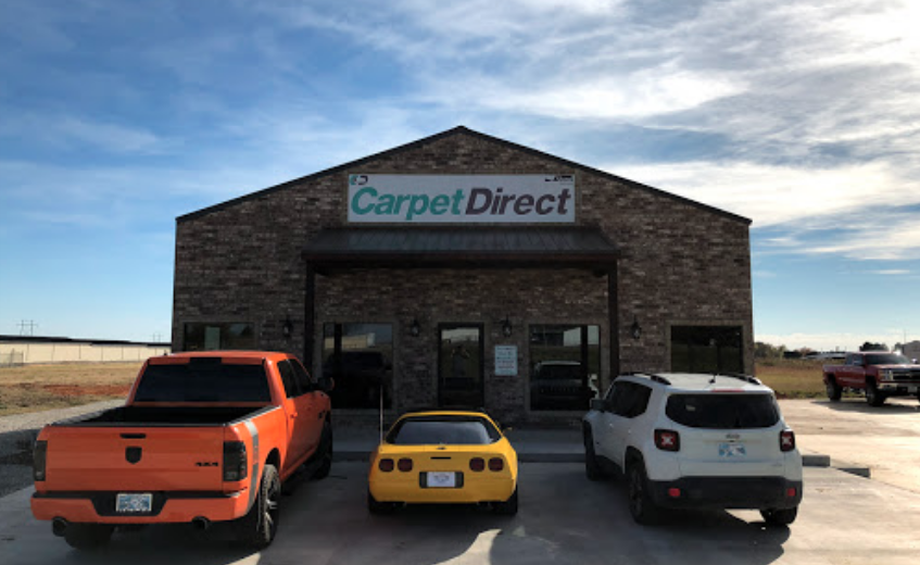 Carpet Direct - 9164 US-70 Durant, OK 74701