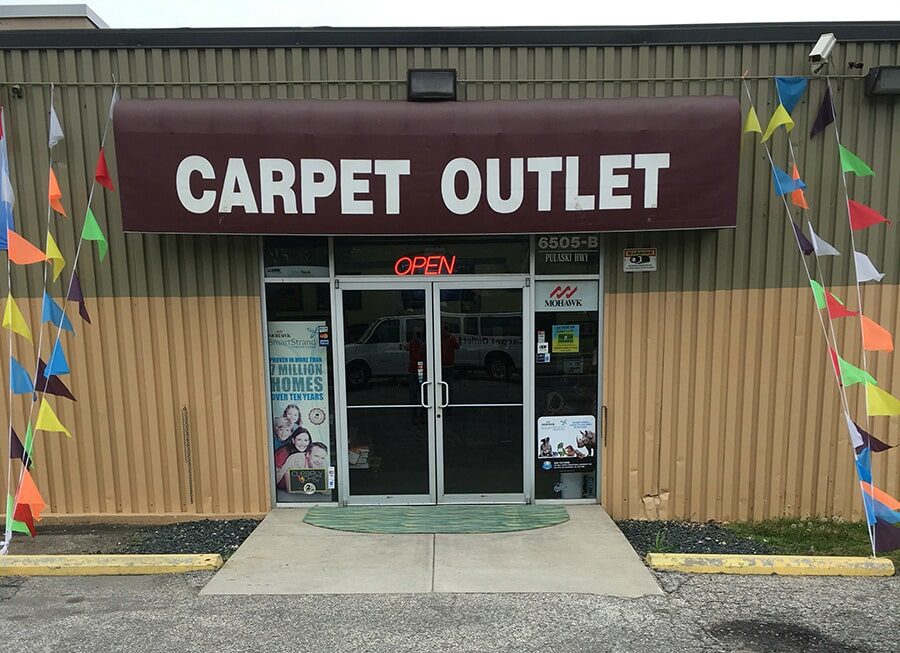Carpet Outlet - 6505 Pulaski Hwy Baltimore, MD 21237