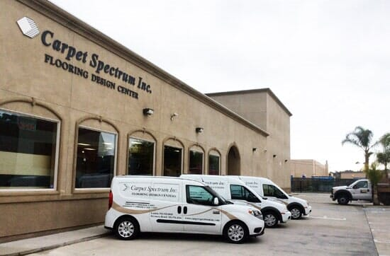 Carpet Spectrum Inc. - 2212 Lomita Blvd, Lomita, CA 90717