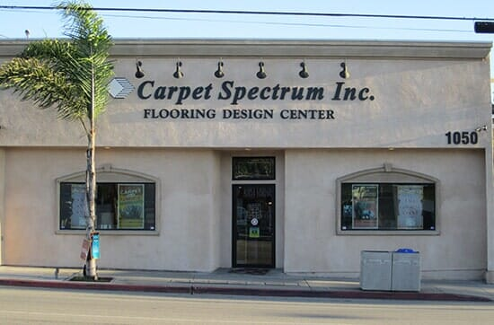 Carpet Spectrum Inc. - 1050 Aviation Blvd, Hermosa Beach, CA 90254
