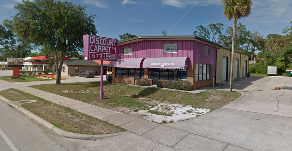 Discount Quality Flooring - 1717 Ridgewood Ave, Daytona Beach, FL 32117
