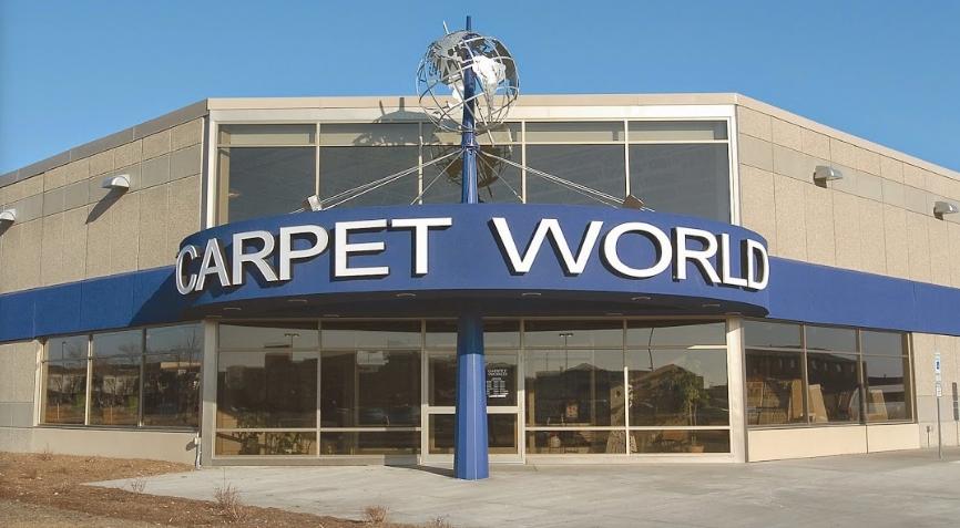 Carpet World Fargo - 4601 17th Ave S, Fargo, ND 58103