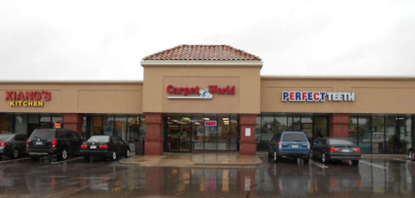 Carpet World Of Colorado Springs - 5931 Constitution Ave, Colorado Springs, CO 80915