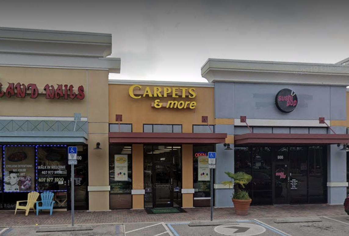 Carpets & More - 310 W Mitchell Hammock Rd, Oviedo, FL 32765