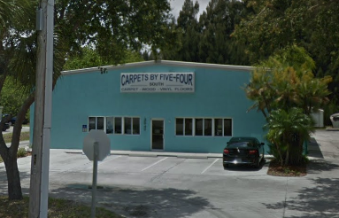Carpets By Five-Four - 3947 US-1, Fort Pierce, FL 34982