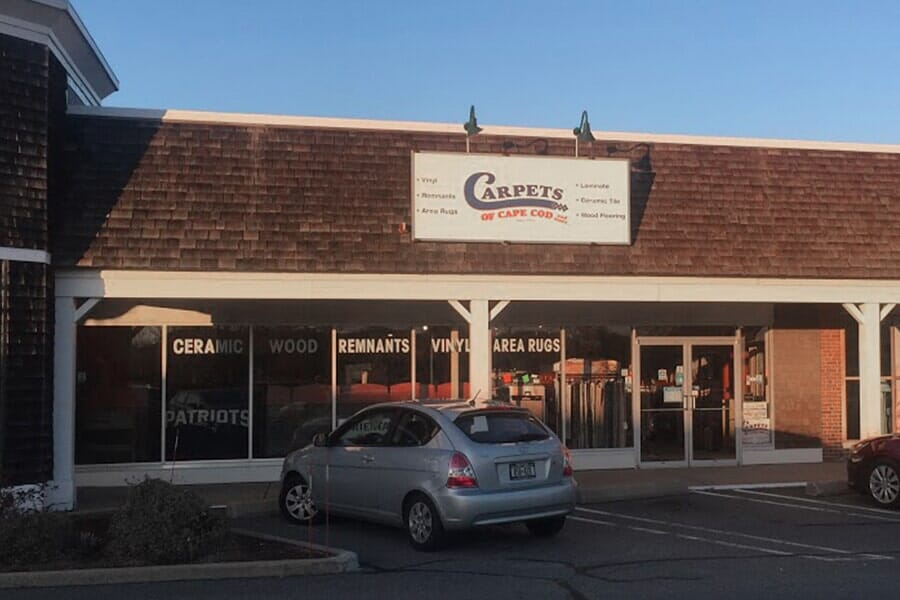 Carpets of Cape Cod dba Cote Brothers store front