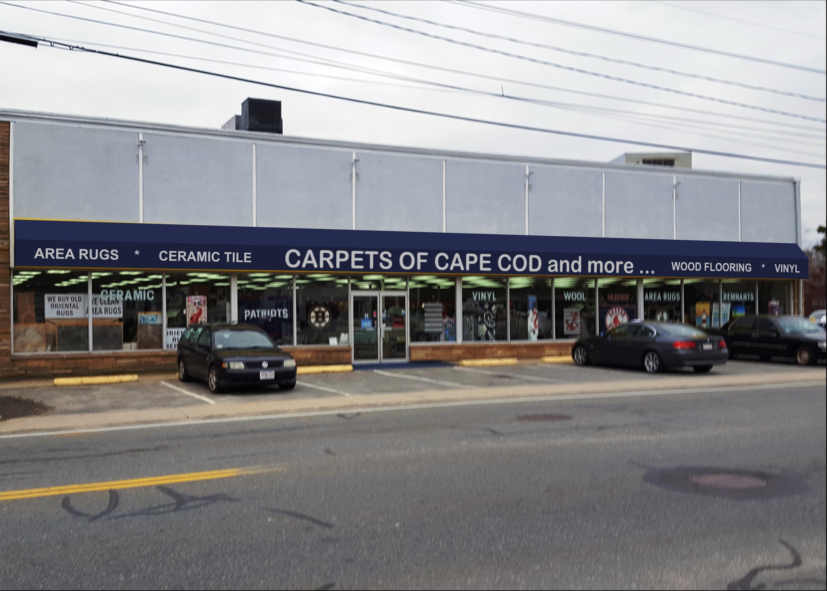 Carpets of Cape Cod & more - 239 Barnstable Rd, Barnstable, MA 02601