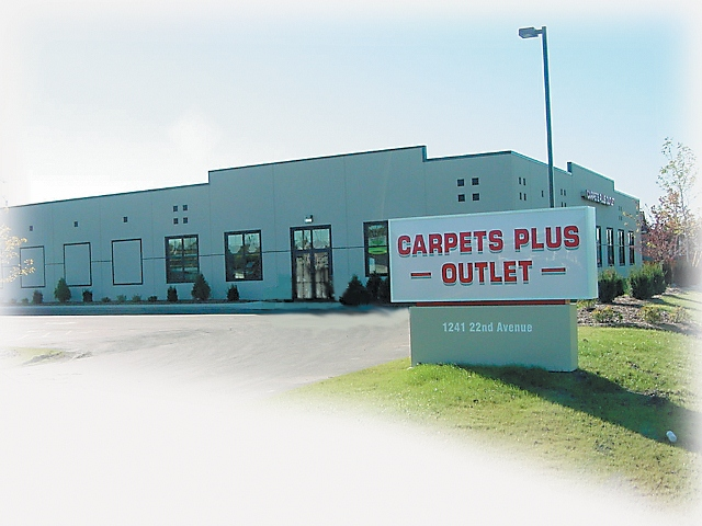 Carpets Plus Outlet - 1241 22nd Ave, Kenosha, WI 53140