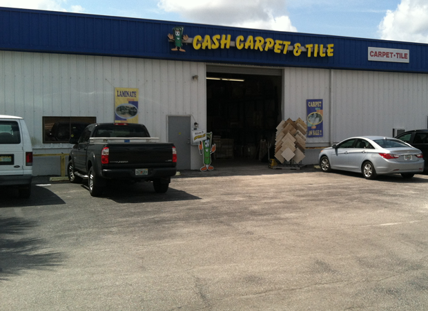 Cash Carpet & Tile - 776 N Enterprise Point, Lecanto, FL 34461