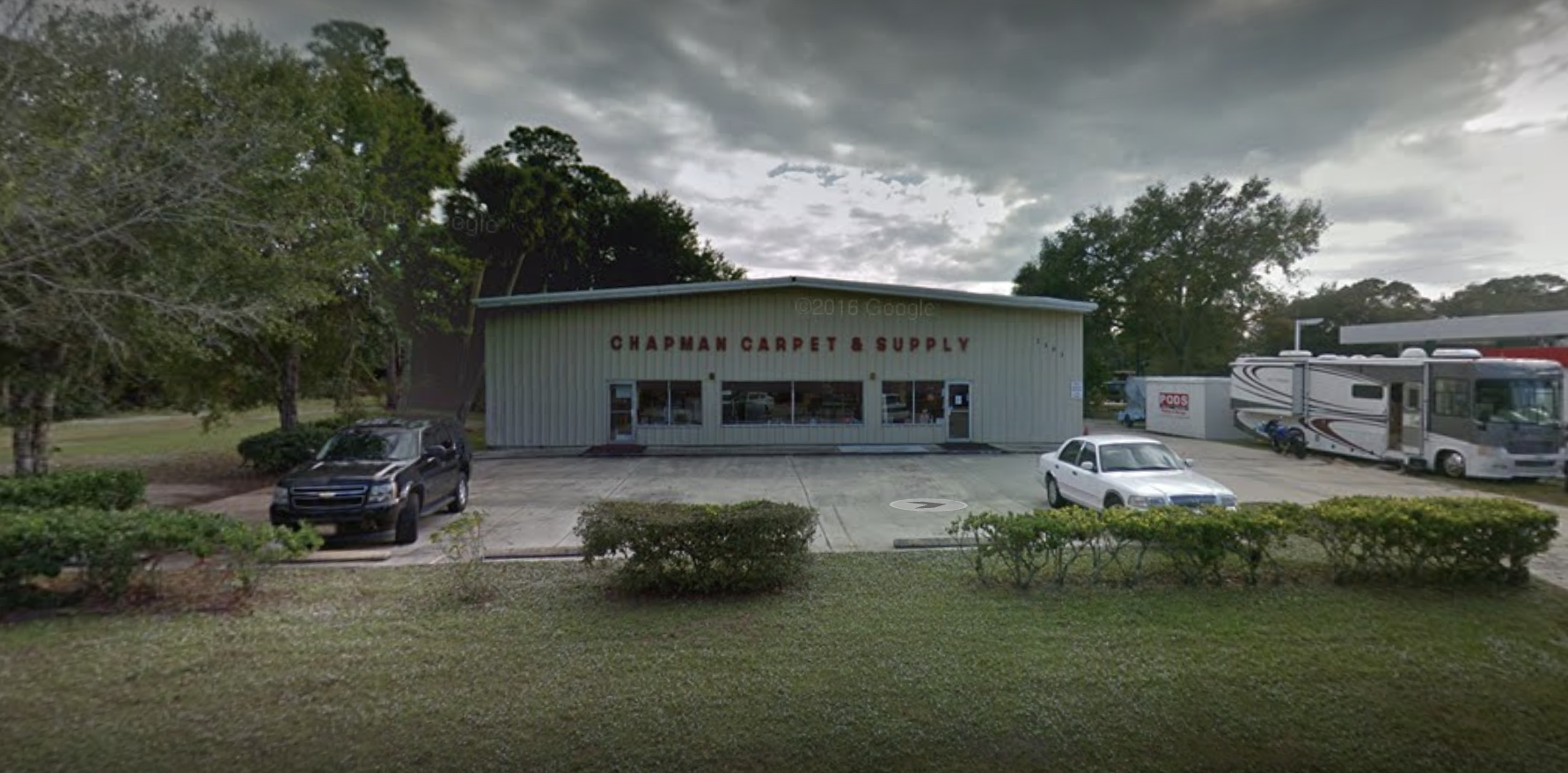 Chapman Carpet & Supply - 7103 Sheridan Rd, West Melbourne, FL 32904