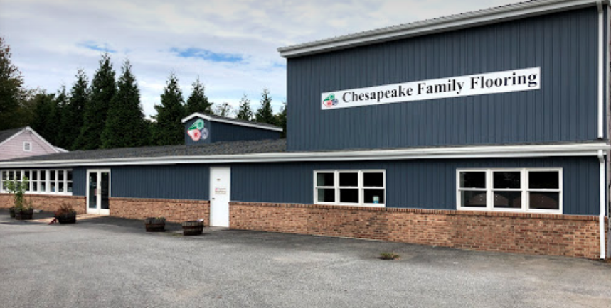 Chesapeake Family Flooring, Inc. - 7306 Church Hill Rd Chestertown, MD 21620