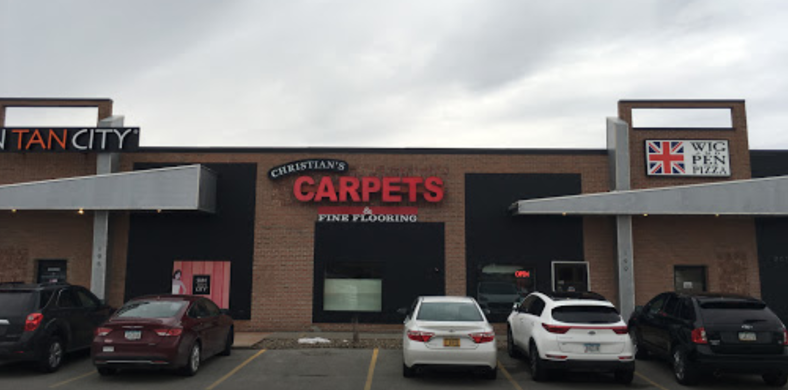 Christian's Carpets & Fine Flooring - 199 Hwy 965 NE, North Liberty, IA 52317