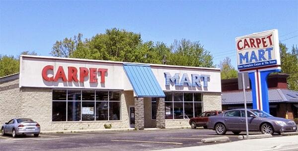 City Carpet  - 2001 W Prospect Rd Ashtabula, OH 44004
